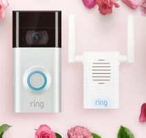 Battery-powered or wired, Ring has smart security solutions for every house or apartment.